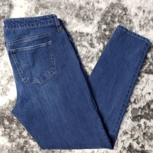 Versona Skinny Mid Rise Stretchable Medium Wash
